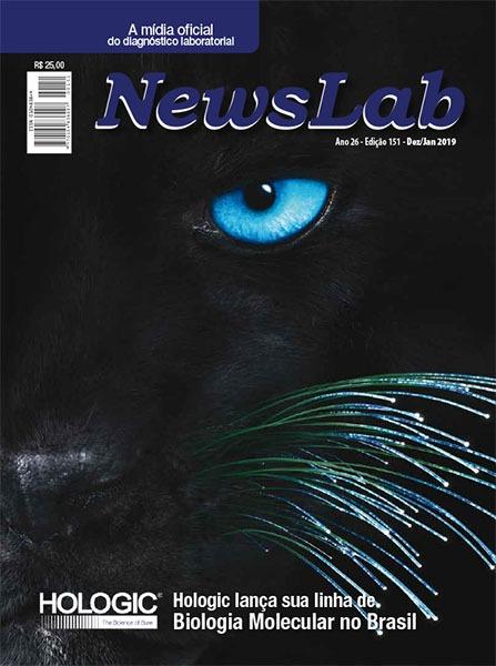 Newslab 151 capa