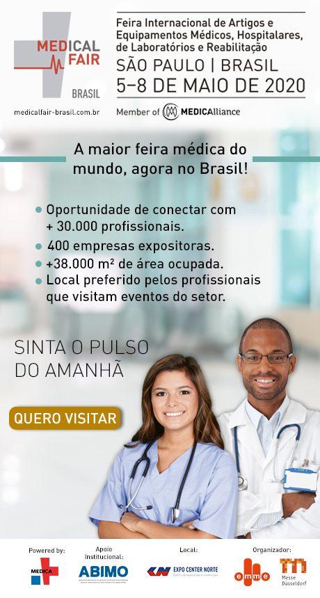 Medical Fair São Paulo
