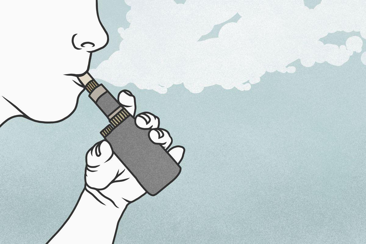 Cigarros eletrônicos podem ser tão prejudiciais ao coração quanto os tradicionais