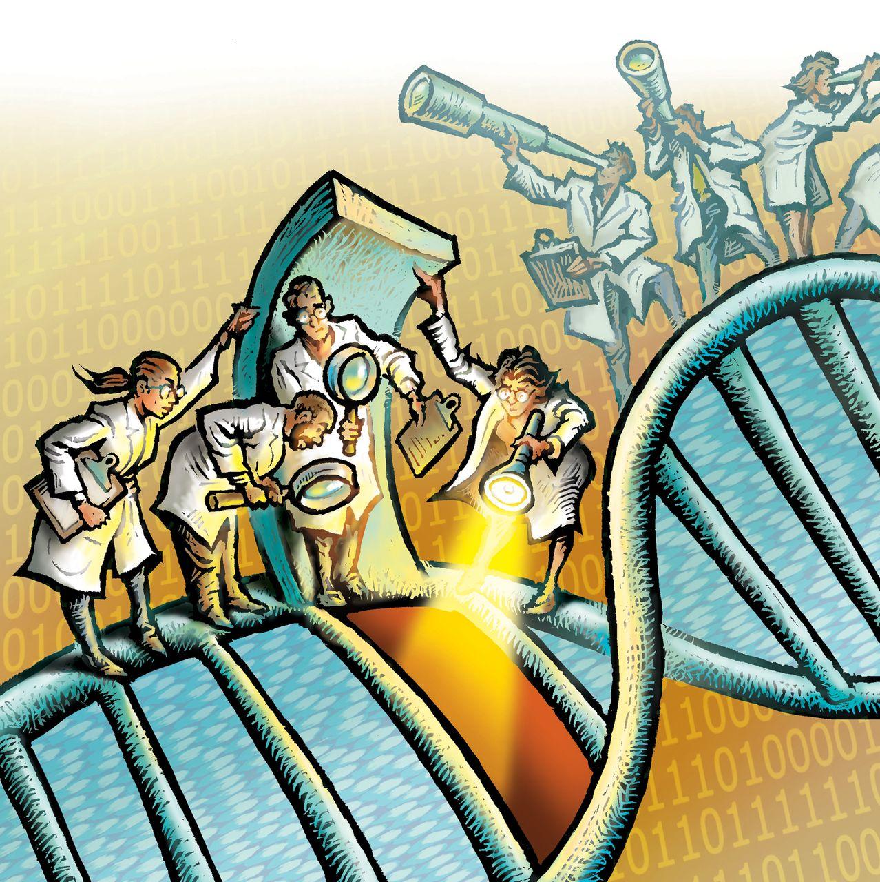 Grande estudo genético sobre o câncer abre a possibilidade de detectá-lo antes do seu surgimento