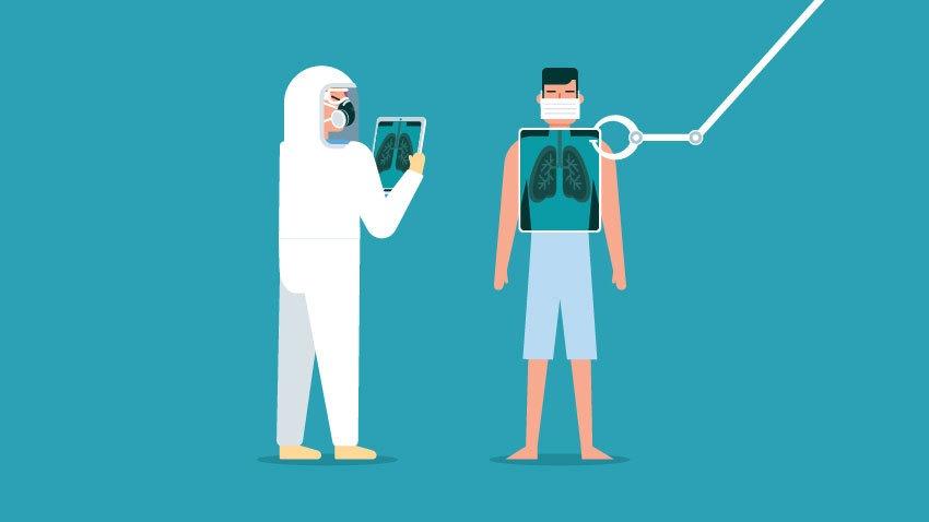Covid-19 e os danos permanentes nos pulmões