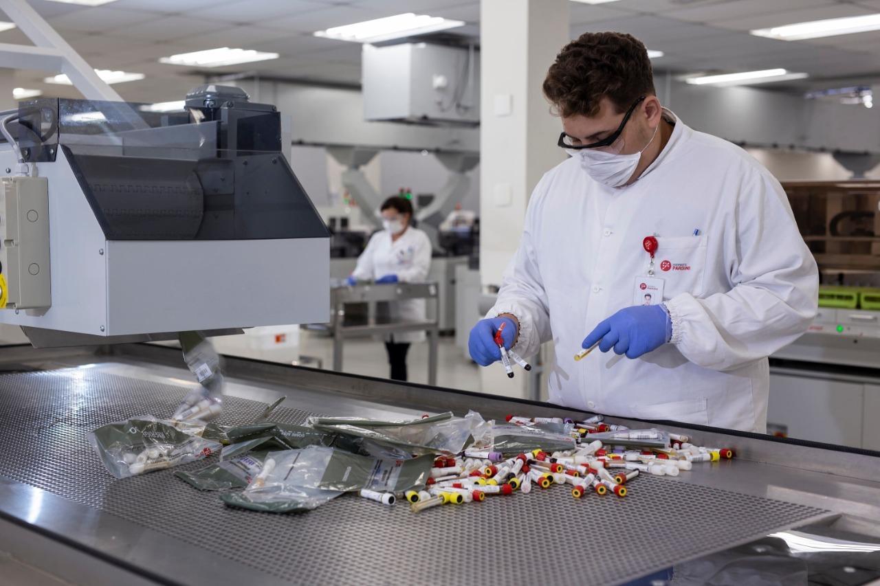 Grupo Pardini é o primeiro do Brasil a validar e disponibilizar teste para Covid-19 da Abbott, referenciado mundialmente como o mais preciso
