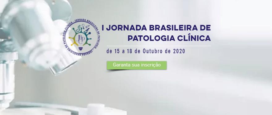 I Jornada Brasileira de Patologia Clínica